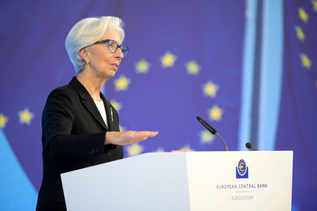 ECB President Lagarde Speaks