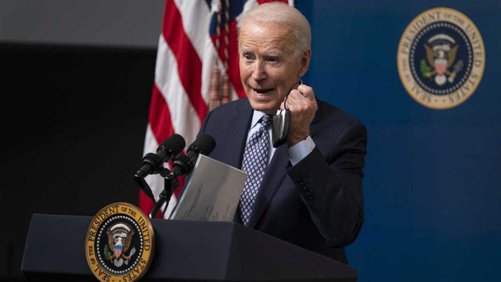 USD President Biden Speaks